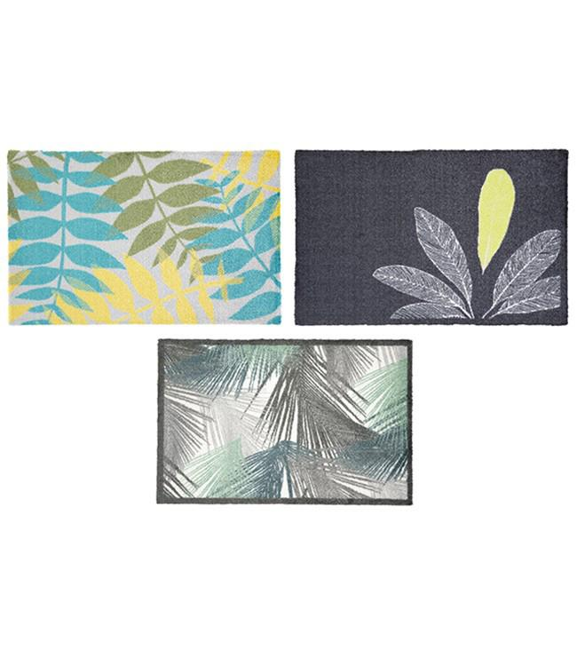 CORYL HOME - 75 x 50 cm. - HOOK - 3PCS ASSORT. - JUNGLE