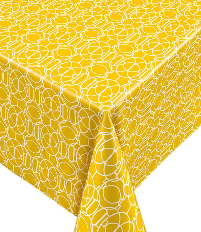 BRILLANT - 140 CM - 15 M - GRAPHIC YELLOW