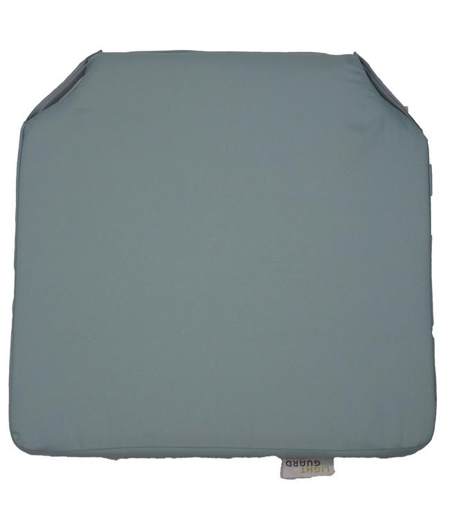 LIGHT GUARD - chairpad - 40x40cm - 2pc - CLOUD BLUE