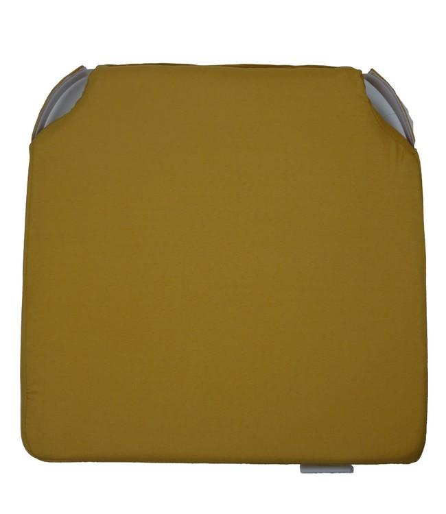 LIGHT GUARD - chairpad - 40x40cm - 2pc - HONEY GOLD