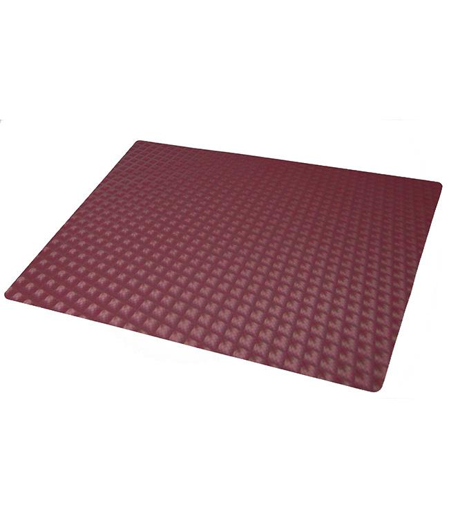 PLACEMAT - 30x43CM - 12PCS. - ZAFIRO BORDEAUX