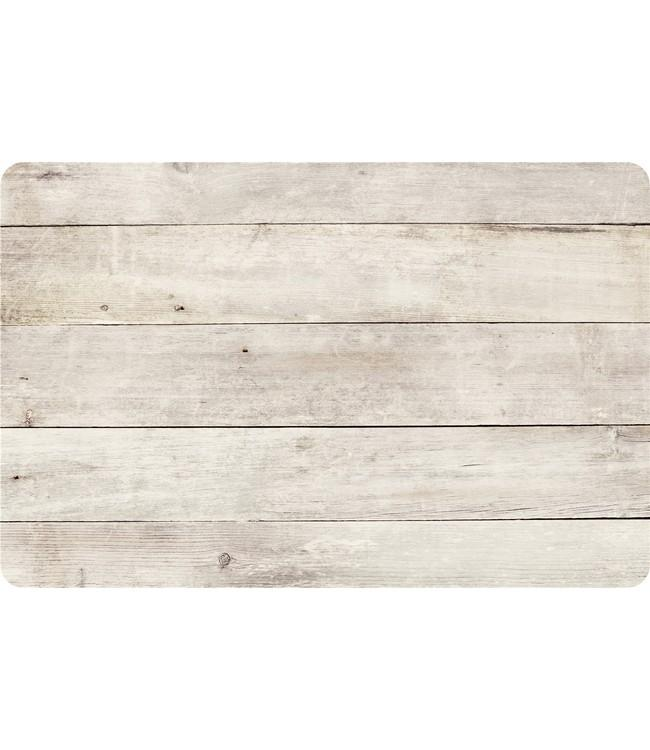 PLACE MAT - PP PRINTED - 28,5x43,5cm - 12pc - PURE WOOD