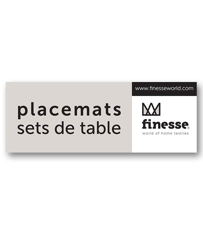 TOPBOARD - PLACEMATS - 50 x 18.5 cm