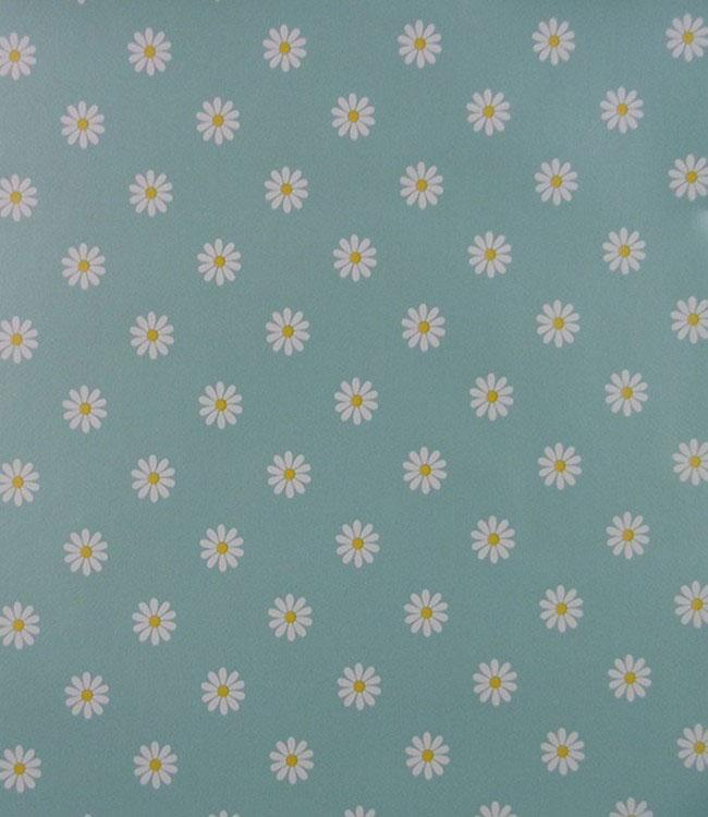 SALE & PEPE - 160 cm - 21 m. - SMALL DAISY LIGHT TURQUOISE