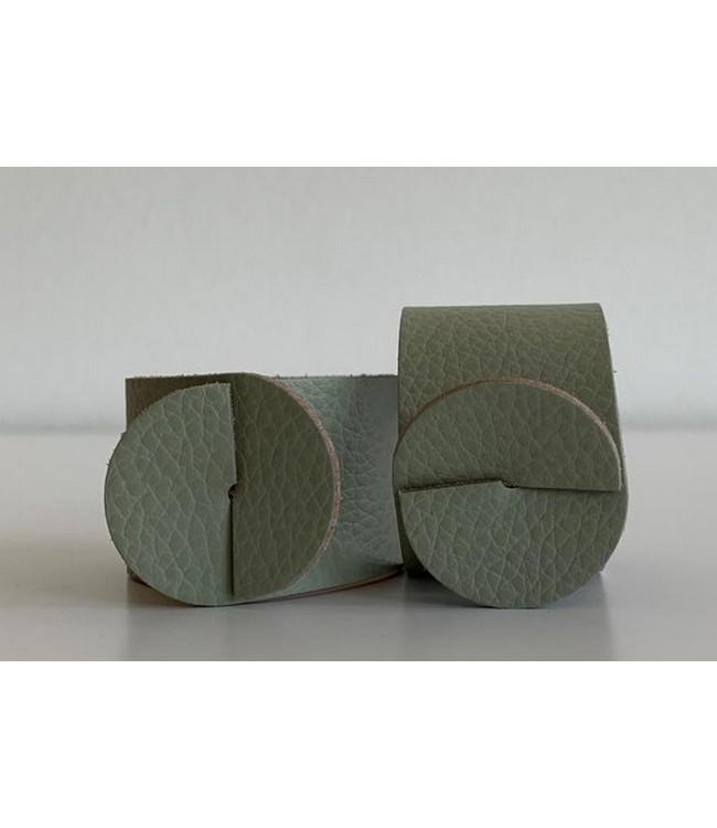 SKINNATUR - napkin ring - Ø 4cm - 12pc - LAUREL
