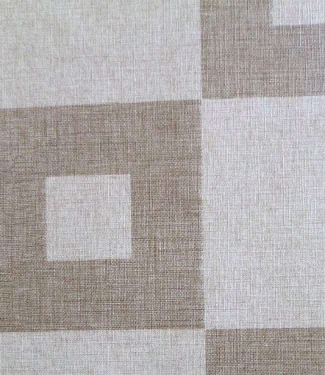 UNINAP - TEXTIEL EFFECT - 140 cm - 15 m. - RETRO BROWN