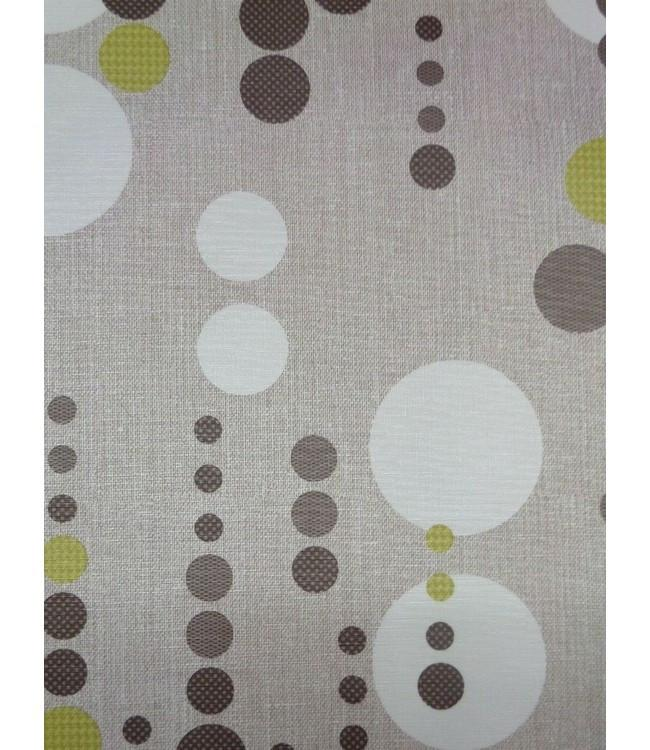 UNINAP - TEXTIEL EFFECT - 140 cm - 15 m. - CIRCLE GREEN