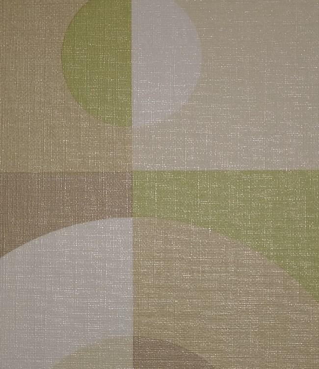 UNINAP - textile effect - 140cm - 15m - ATMOSPHERE GREEN